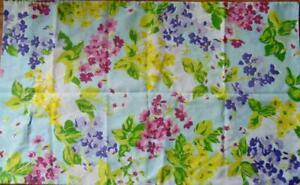 """Vntg Springmaid """"Marvelaire""""  Cotton Percale Blend 4-pc Twin Sheet Set EUC"""