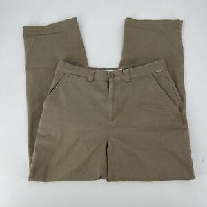 VANS Beige Pants for Men for sale | eBay