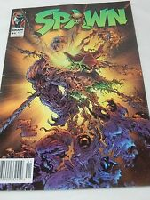 Spawn #41 comic book 1996 Dedicated to Michael Golden