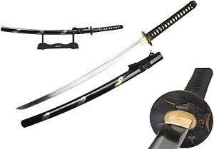 Snake Eye Tactical Warrior Classic Handmade Samurai Katana Sword Heavy Real Mart