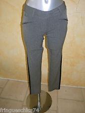 Slim Pants Woman Kanabeach Darwin T 36 New Label