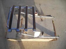 NOS Honda 1979 CB750K Luggage Rack w/ Woodgrain Vinly Arthur Fulmer 52-7549