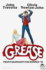 Grease John Travolta poster print #2