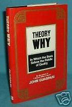 Theory Why by John Guaspari (1986)