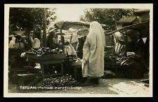 Morocco TETUAN Market early RP PPC phot by Cuadrado