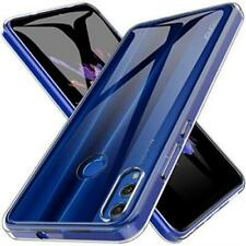 For Huawei Honor 8x Soft TPU Clear Gel Case Flexible Silicone Back Phone Cover