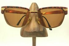 d47ad67e7d48 Vintage Laura Biagiotti T176 S G20 Tortoise Square Eyeglasses Sunglasses  Italy