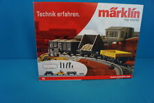 "Marklin 78082 Theme Extention set ""Baustelle - Construction Site"" C Track"