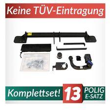 Für Fiat PUNTO 3//5-Tür ab 2012+E-SATZ 7p UNIVERSAL Anhängerkupplung abn