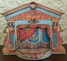 miniature toy theatre