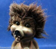 Igel Troll   Wackelkopffigur, Wurzelsepp,  Heico,  bobblehead figur
