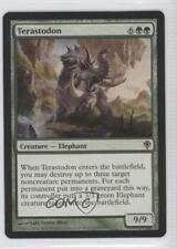 2010 Magic: The Gathering - Worldwake Booster Pack Base #115 Terastodon Card 0b5