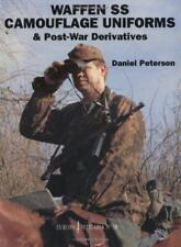 Waffen-SS Camouflage Uniforms and Post-war Derivatives (Europa Militaria) by Dan