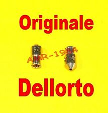 KIT 2 GETTI Carburatore Dell'orto VESPA  PX  PE  4576  A  PRESSIONE