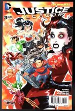 Justice League (2015 Dc) #39 Harley Quinn Variant Cover Vf/Nm