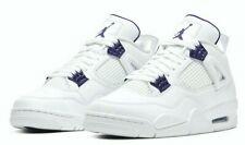 Nike Air Jordan 4 Retro CT8527-115  Men's Shoe 'Metallic Purple' sz 10-13