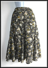 BNWT Anokhi for East Women's Hand-Crafted Floral Skirt  UK8  EUR 36