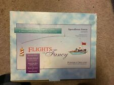 Possible Dreams Flight of Fancy Speed Boat Santa 465092 RARE