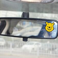 4PC Cartoon Winnie the Pooh random body mirror rearview car stickers wall Decals