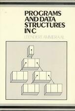 Programs and data structures in C