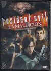 Resident Evil La maldicion (DVD Nuevo)