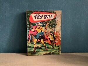 Reliure Tex Bill. n° 61 à 66 ARTIMA n°520. 1957
