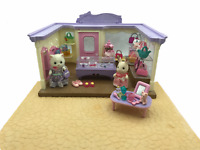 Calico Critters Sylvanian Families Boutique Gift Set With Reversible Floor RARE