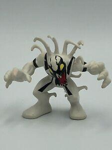 Imaginext Spiderman Battle Against Anti Venom Figure White Symbionite Rare Fig