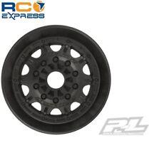 Pro-Line Raid 2.2/3.0 Black Wheels 17mm DB8 Senton 6S and SC (2) PRO2770-03
