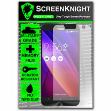 ScreenKnight Asus ZenFone Zoom SCREEN PROTECTOR invisible Military Grade shield