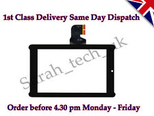 New Asus Fonepad HD7 ME372CG ME372 Touch Screen Digitizer Front Glass Lens Black