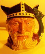 "Royal Doulton Character Jug ""The Viking"" D6496 Large! Made in England"