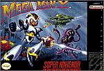 Mega Man X - 1996 Capcom - (Everyone) - Nintendo SNES