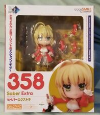 Nendoroid 358 Fate Extra Saber Extra Good Smile