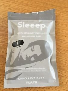 Flare sleep ear plugs