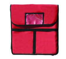 """Pizza Delivery Bag - 24""""Wx24""""D, Holds (2) 22"""" Pizzas"""