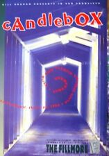 CANDLEBOX FILLMORE POSTER Rob Rule Original Bill Graham F154 Lowery