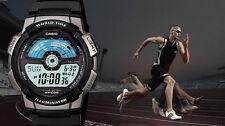 Casio aviator watch sport running travel cronograph trail timex g shock viajero