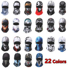 22 Colors Skull Joker Biker Cycling Running Washable Breathable Face Mask Cover