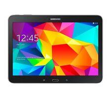 """SAMSUNG Galaxy Tab 4 SM-T530 10.1"""" Tablet 16GB Android WiFi Nero Regno Unito Modello"""