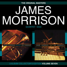 JAMES MORRISON Quartet/Duo 2CD BRAND NEW