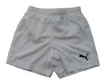 Puma Enfants SPORT SHORTS / pantalon blanc gr.140