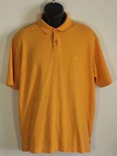 Tommy Bahama Orange Marlin Polo Shirt Mens Large