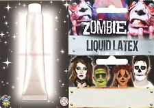 Liquid Latex for Halloween Zombie Vampire & Witch Scars - 29.5ml from Henbrandt