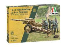 Italeri 7082 15cm Fieldhowitzer/ 10 5cm FIELDGUN