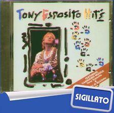 """TONY ESPOSITO """" HITS """" CD SIGILLATO FONIT CETRA  1993"""