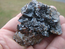 SPHALERITE CRYSTALS - SMITH Co., TENNESSEE