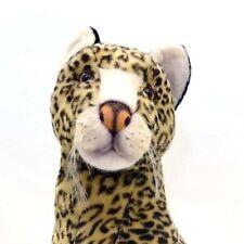 """Aux Nations Plush Sitting Leopard-28""""H"""