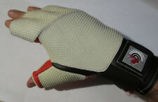 Pre-Curve Strong Leather Shooting glove Fingerless ISSF Approved Best Deal!