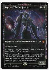 Erebos, Bleak-Hearted Showcase Theros Beyond Death NM Magic in hand